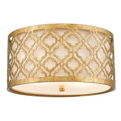 Arabella 2 Light Flush Mount