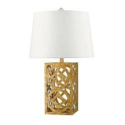 Lee Circle 1 Light Table Lamp