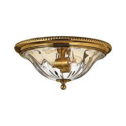 Cambridge 2 Light Flush Mount