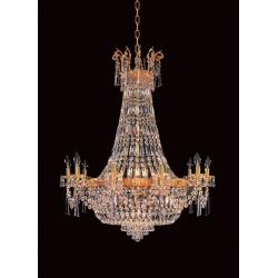 Beautiful 24 Light Crystal Chandelier