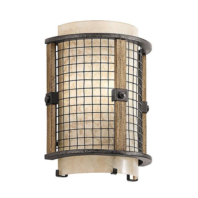Ahrendale 1 Light Wall Light