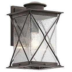 Argyle 1 Light Medium Outdoor Wall Light