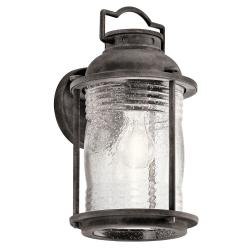 Ashlandbay 1 Light Medium Wall Lantern