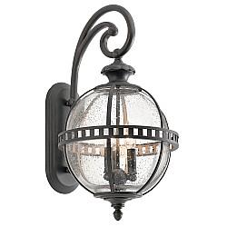 Halleron 3 Light Wall Lantern