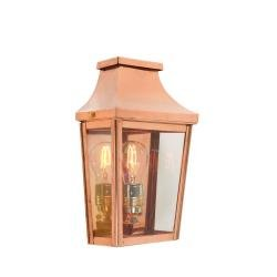 Chelsea 1 Light Small Half Lantern