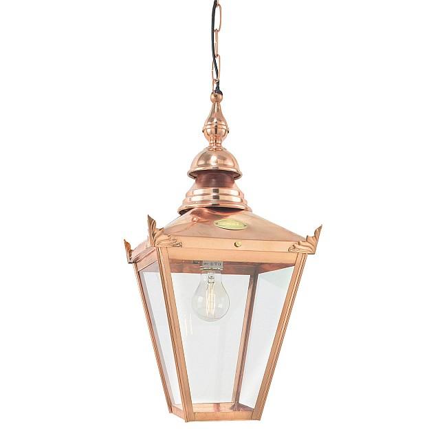 Chelsea 1 Light Chain Lantern