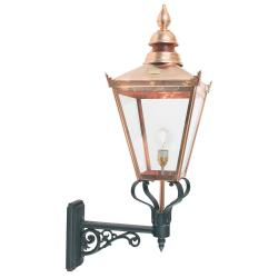 Chelsea 1 Light Grande Up Wall Lantern