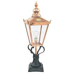 Chelsea 1 Light Grande Pedestal Lantern