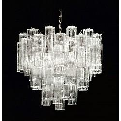 Murano Ice Light Chandelier