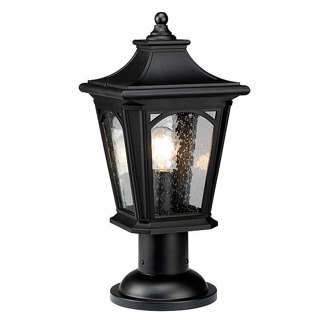 Bedford 1 Light Medium Pedestal Lantern