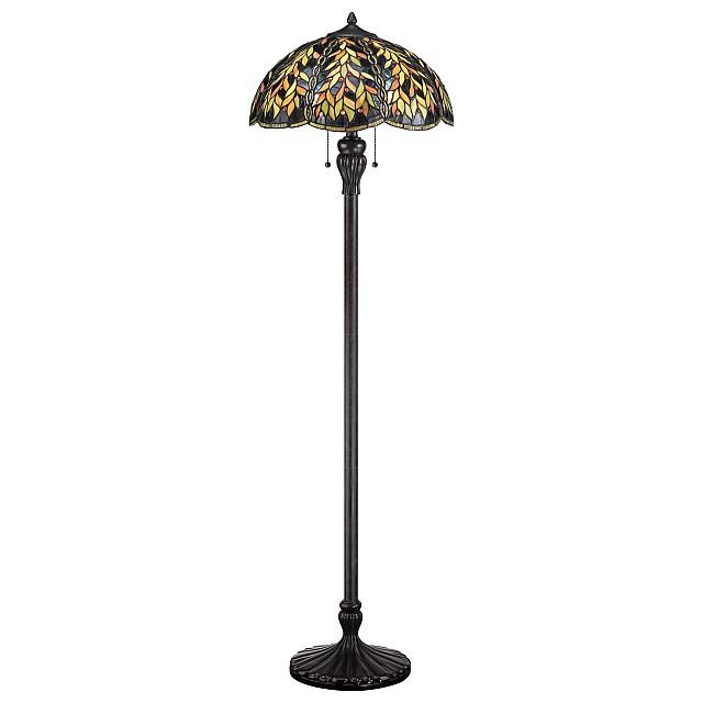 Belle 2 Light Floor Lamp