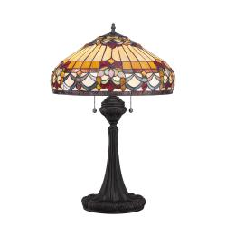 Belle Fleur 2 Light Table Lamp