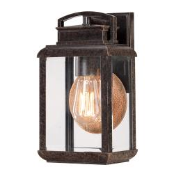 Byron 1 Light Small Wall Lantern