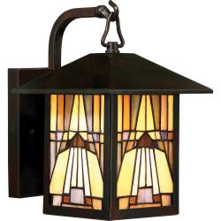 Inglenook 1 Light Outdoor Small Wall Lantern