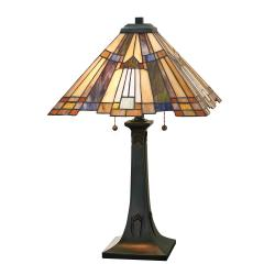 Inglenook 2 Light Table Lamp