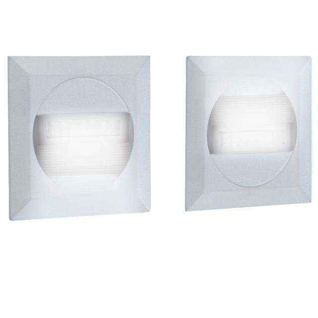 LED Round Recessed Wall Light