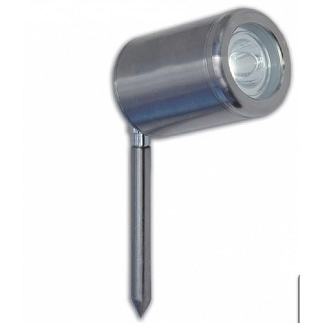 MR16 or GU10 Stainless Steel Spike