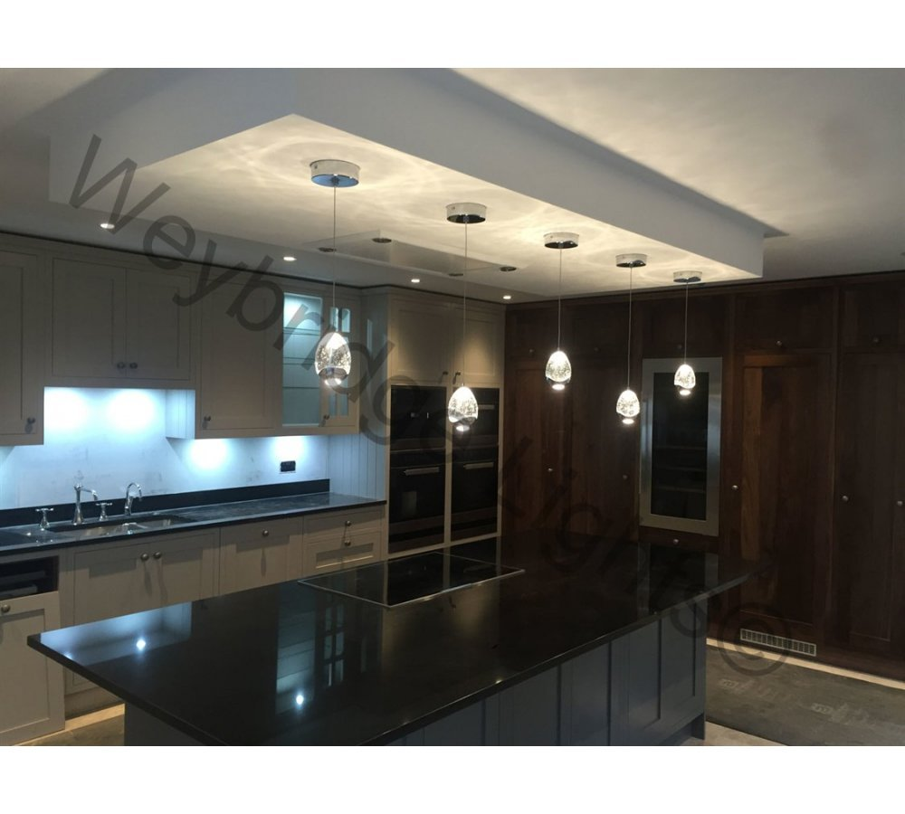 Lighting supplied to 2 new build homes  in Ascot 2015