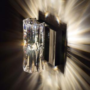 Modern Crystal Wall Lights