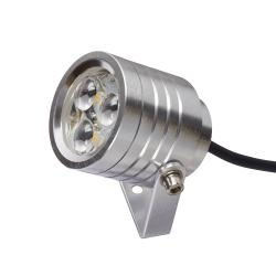 Elite Spotlight Fitting - Anodised Aluminium