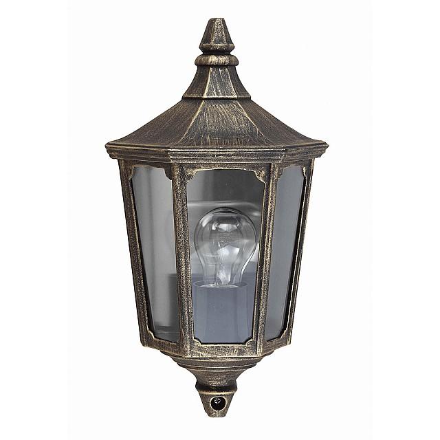 Cricklade 1 Light Half Lantern