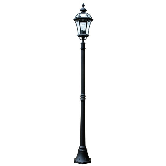 Ledbury 1 Light Lamp Post