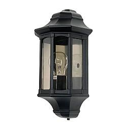 Newbury 1 Light Half Lantern