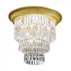Ceiling Lamp MILORD CRYSTAL,