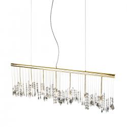 Pendant Lamp STRETTA, 120 OPTIC KOLARZ, gold