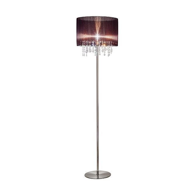 Floor Lamp PARALUME Spectra, chrome